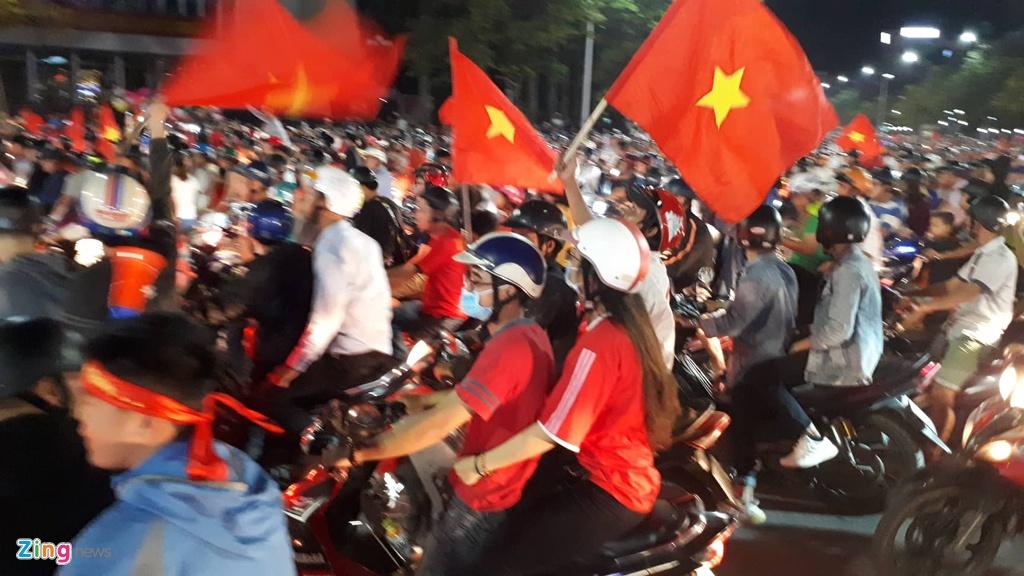 CDV an mung chien thang Viet Nam anh 14