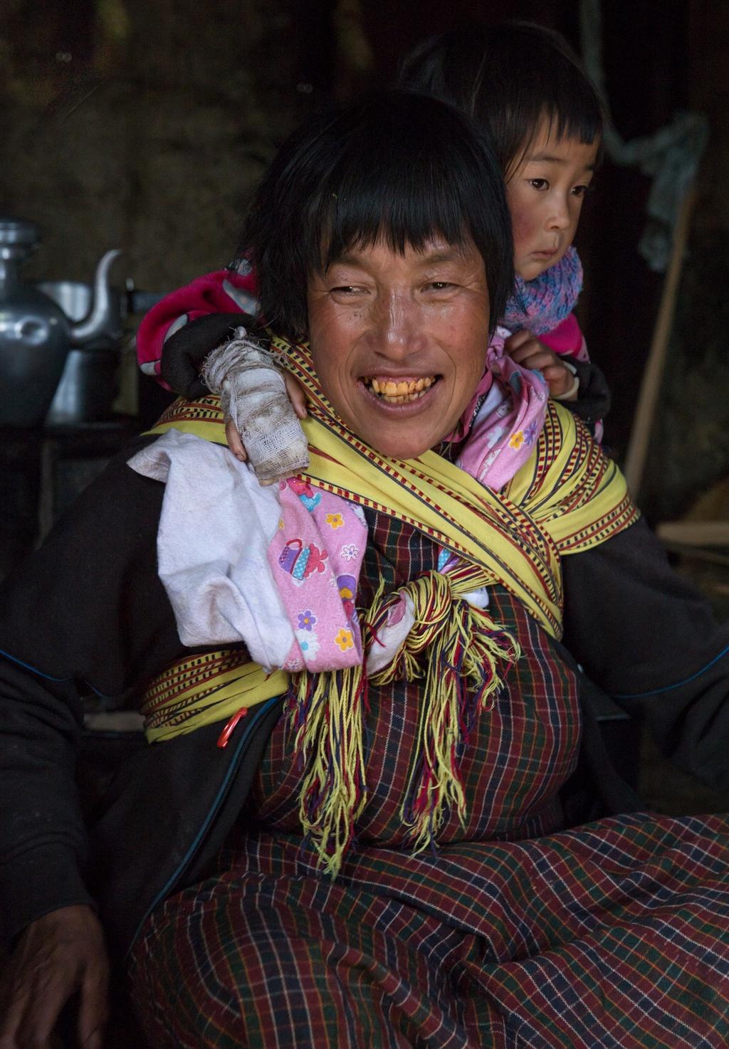 Vuong quoc Bhutan - ban giao huong bon mua doc dao hinh anh 7