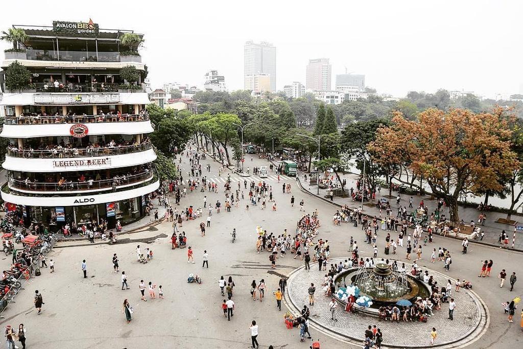 6 góc sống ảo đình đám ở Hà Nội cho ngày cuối tuần - Địa điểm du ...