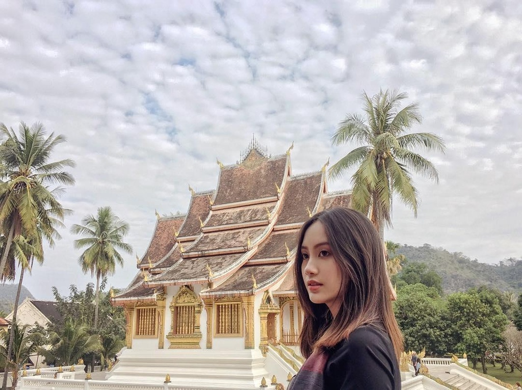 Ngam hinh check-in du lich sang chanh cua hot girl Lao goc Viet hinh anh 16