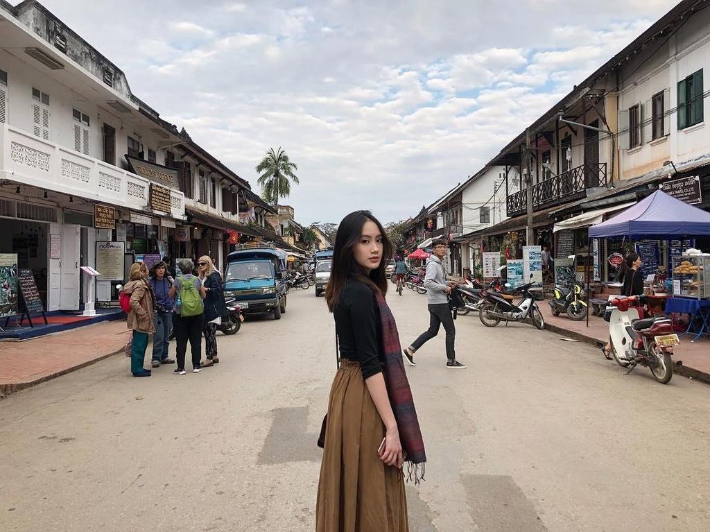 Ngam hinh check-in du lich sang chanh cua hot girl Lao goc Viet hinh anh 17