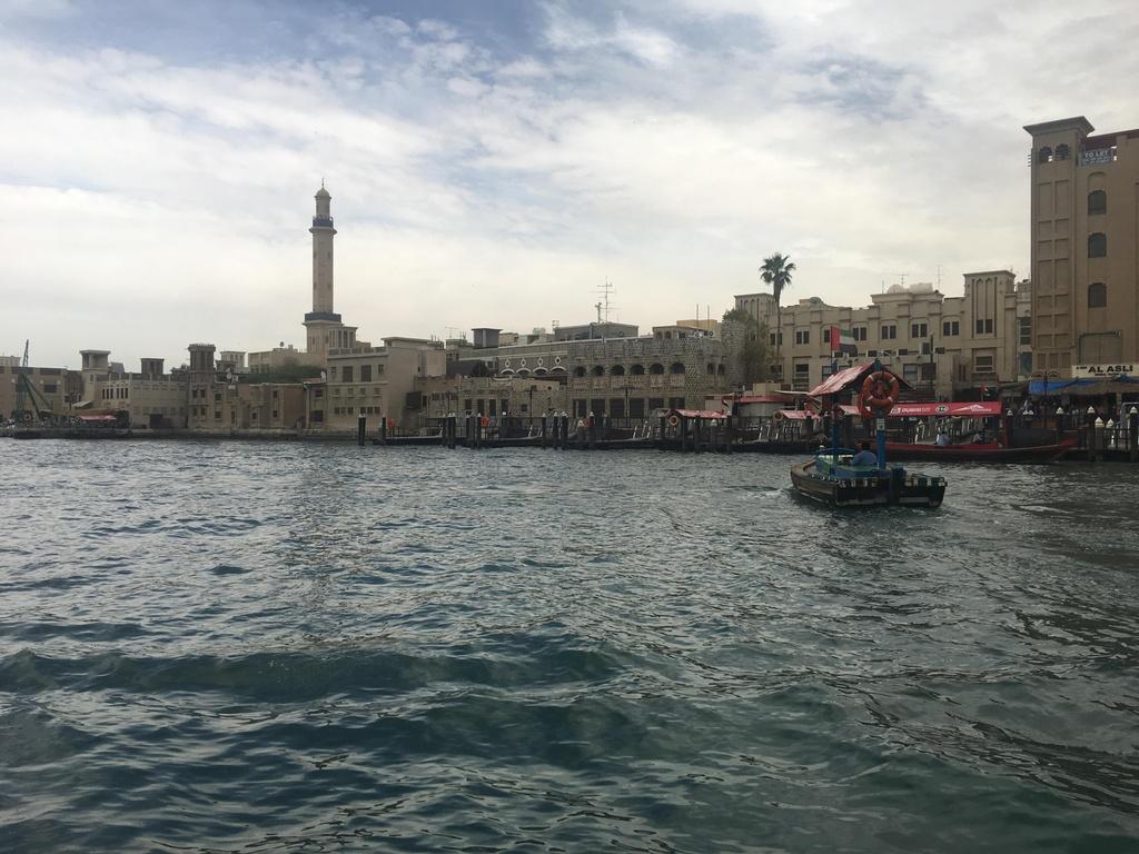 #Mytour: 5 ngay di giua qua khu va hien tai o Dubai hinh anh 6