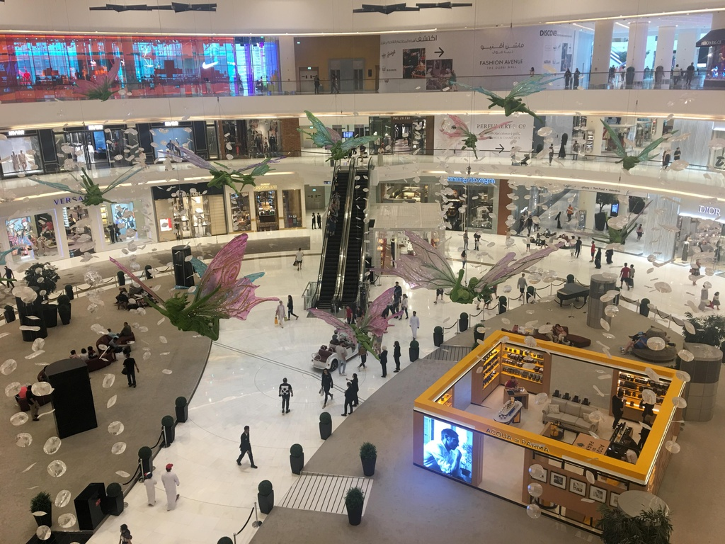 #Mytour: 5 ngay di giua qua khu va hien tai o Dubai hinh anh 19