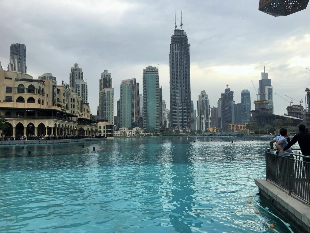 #Mytour: 5 ngay di giua qua khu va hien tai o Dubai hinh anh 2
