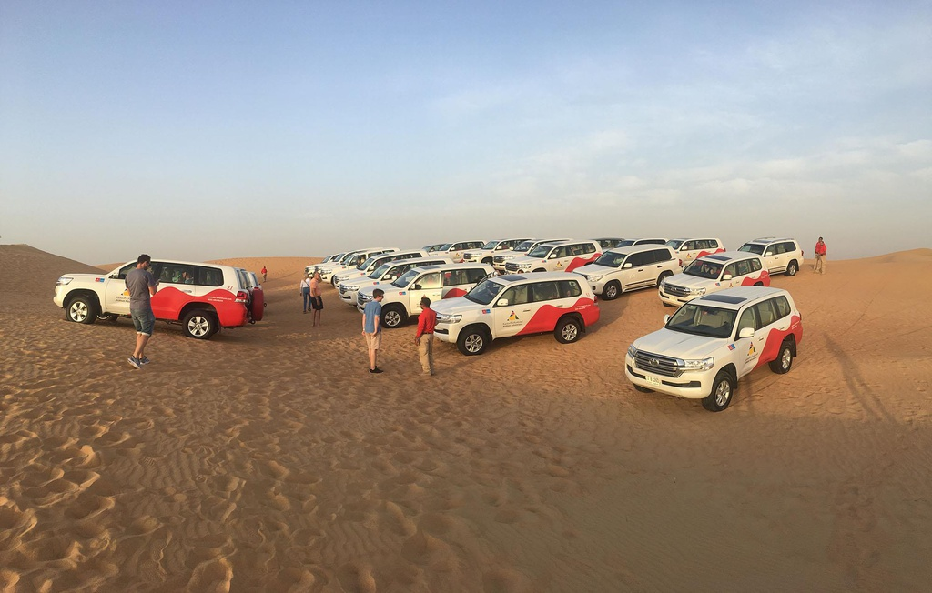 #Mytour: 5 ngay di giua qua khu va hien tai o Dubai hinh anh 10