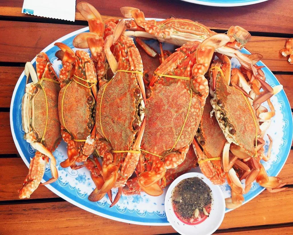 Ghe Ham Ninh, nhum bien va 6 mon hai san an khong chan o Phu Quoc hinh anh 1 Ghẹ Hàm Ninh, nhum biển và 6 món hải sản ăn không chán ở Phú Quốc - nguyen_1 - Ghẹ Hàm Ninh, nhum biển và 6 món hải sản ăn không chán ở Phú Quốc