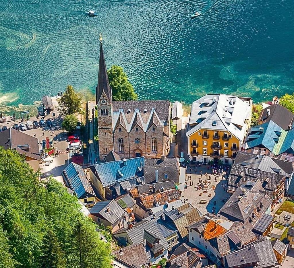 Du hí thị trấn cổ Hallstatt - di sản 7.000 năm của nước Áo - ảnh 9