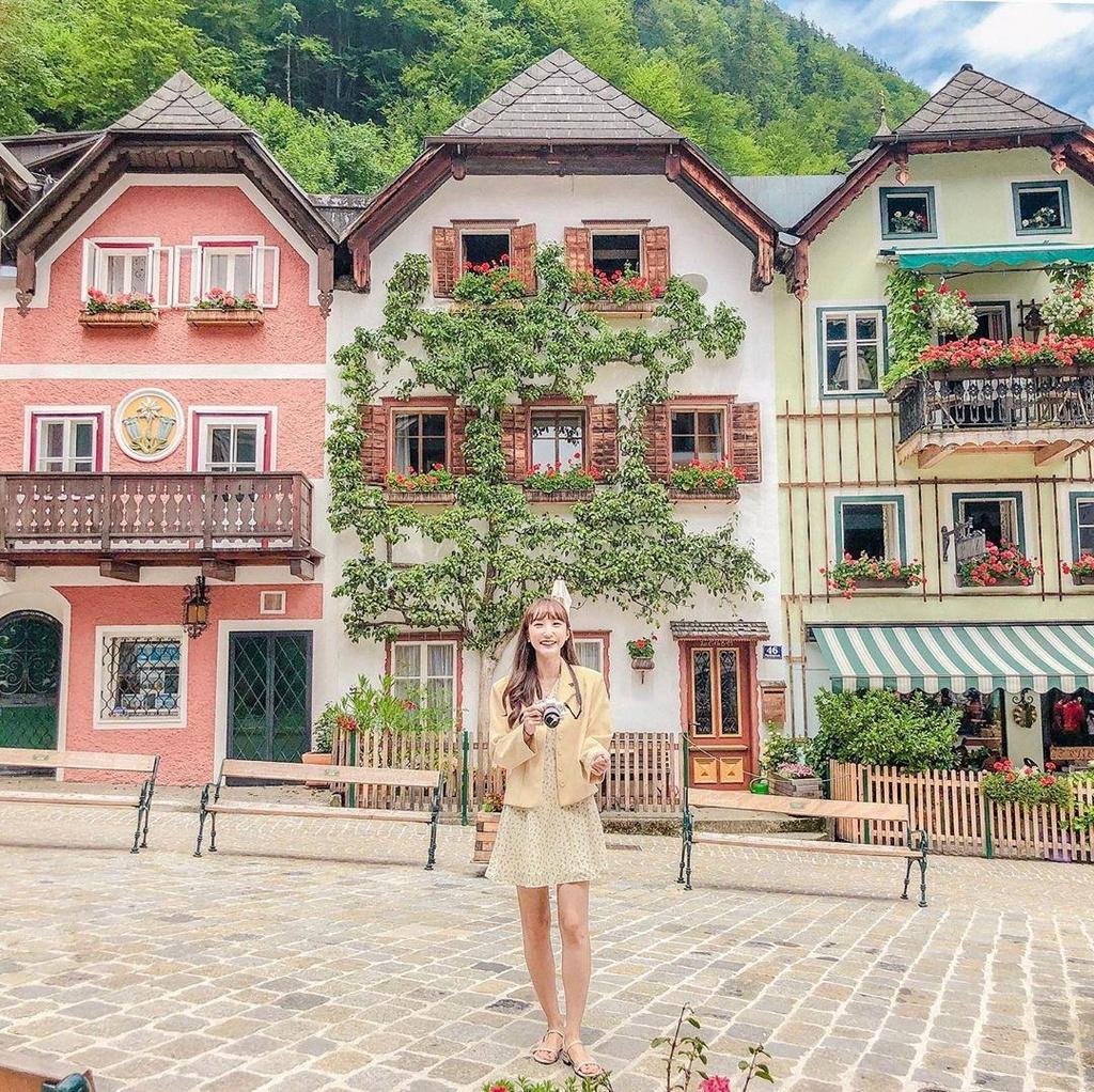 Du hí thị trấn cổ Hallstatt - di sản 7.000 năm của nước Áo - ảnh 8