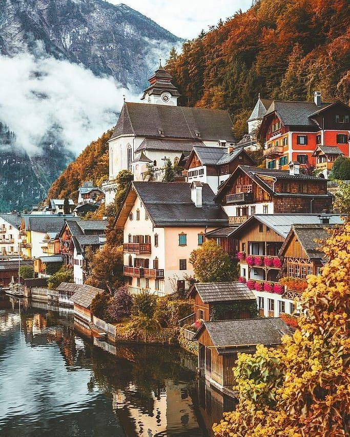 Du hí thị trấn cổ Hallstatt - di sản 7.000 năm của nước Áo - ảnh 3