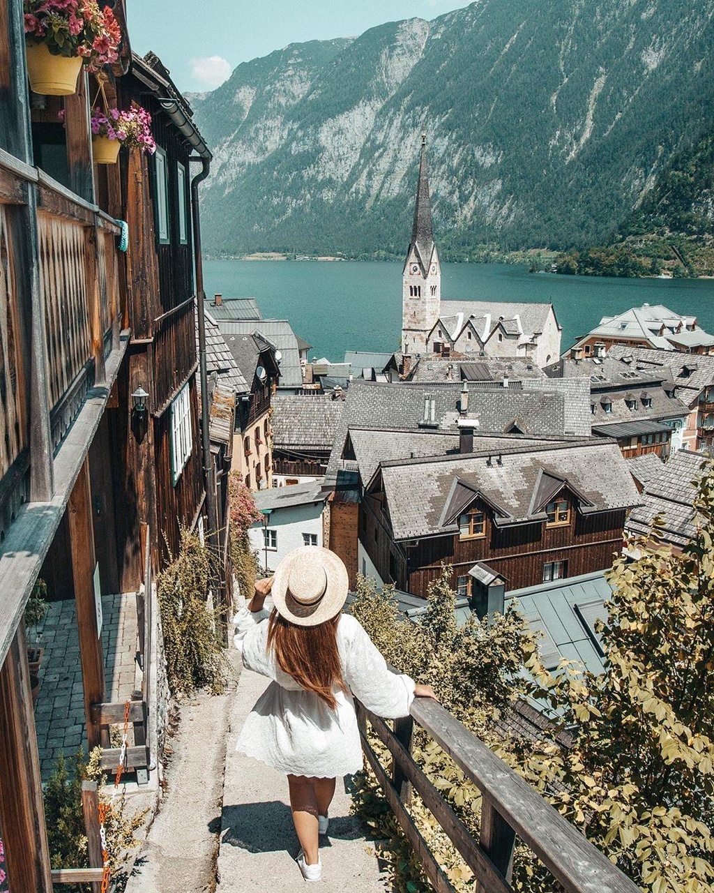 Du hí thị trấn cổ Hallstatt - di sản 7.000 năm của nước Áo - ảnh 6