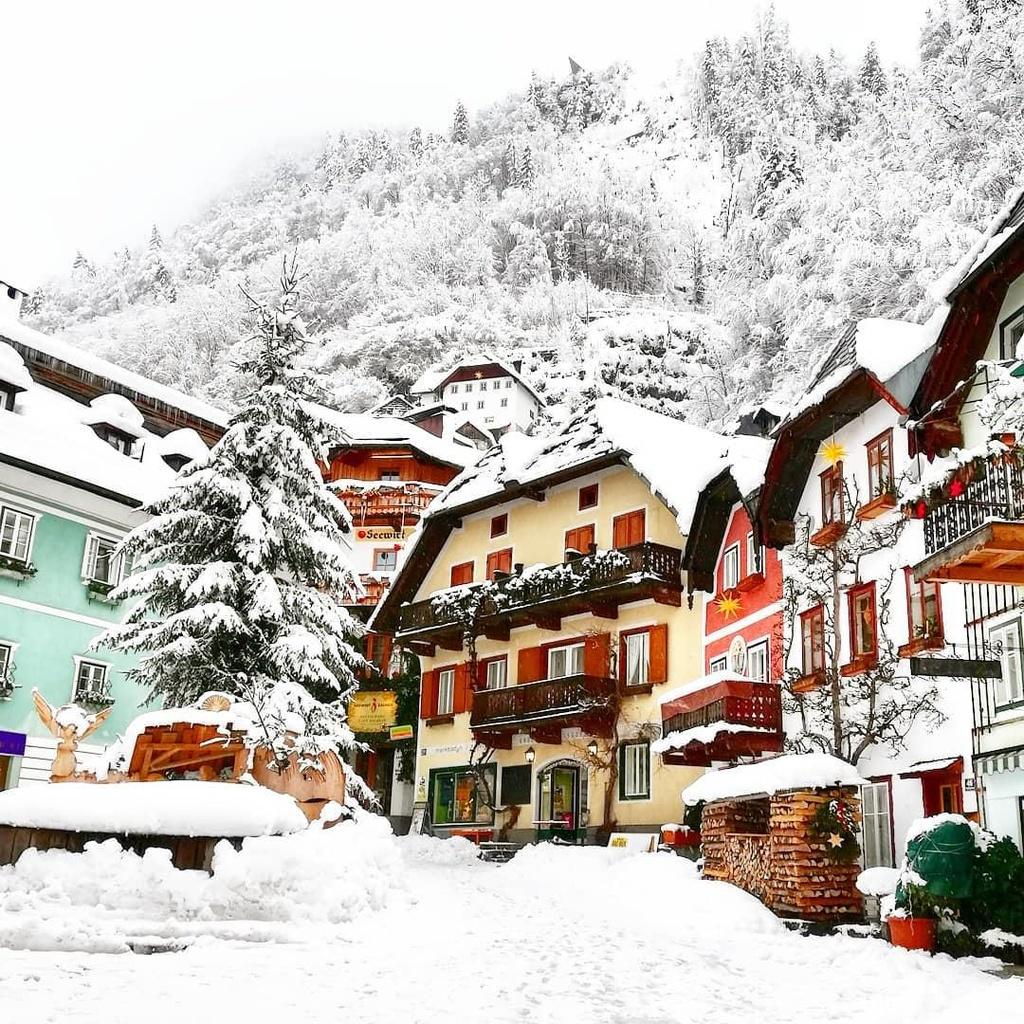 Du hí thị trấn cổ Hallstatt - di sản 7.000 năm của nước Áo - ảnh 2