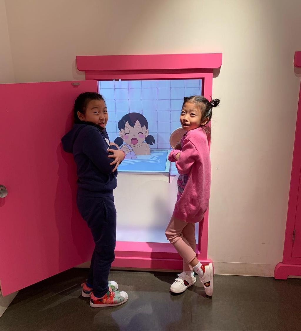 Tim ve tuoi tho o bao tang Doraemon hut khach du lich tai Nhat hinh anh 5
