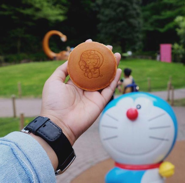 Tim ve tuoi tho o bao tang Doraemon hut khach du lich tai Nhat hinh anh 13