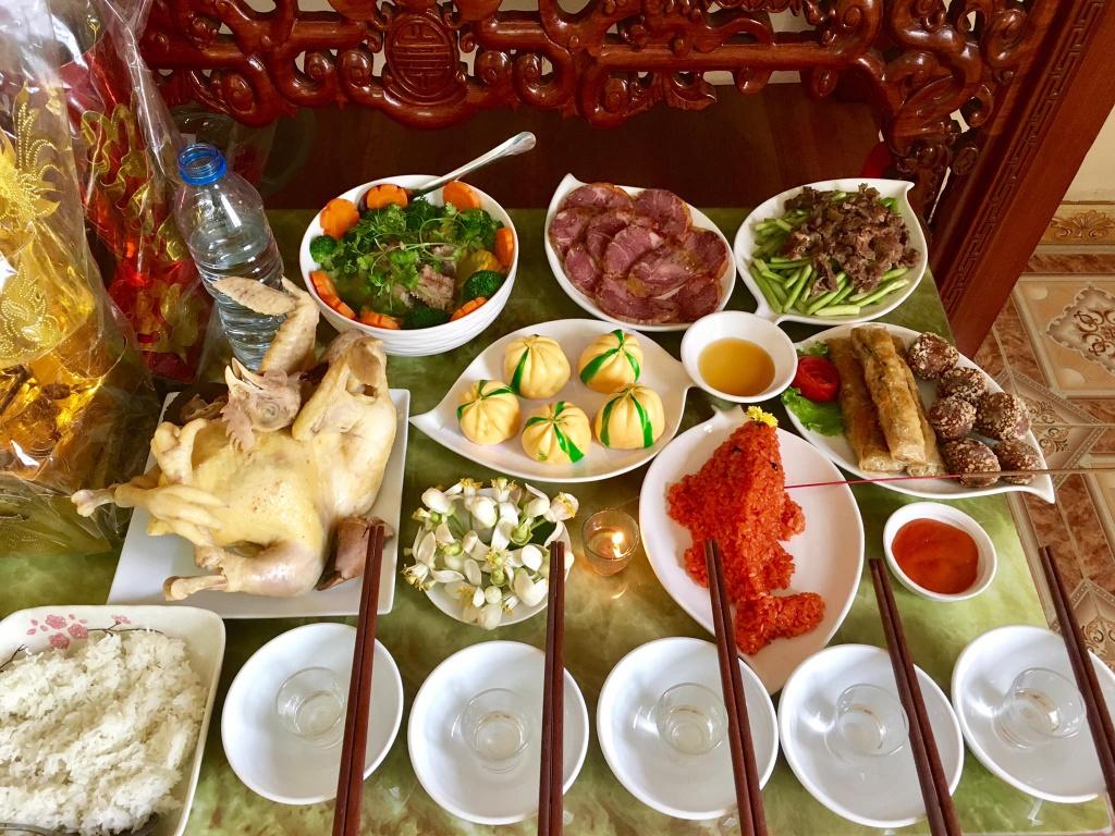 Mam com cung Tao quan cua cac gia dinh Viet hinh anh 6 pham_ngoc_anh_.jpg