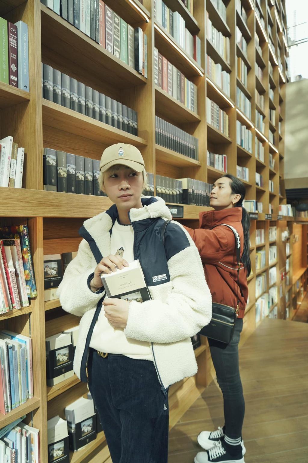 Dong Nhi, BB Tran khoe anh o Han Quoc mua dich Covid-19 hinh anh 2 4.jpg
