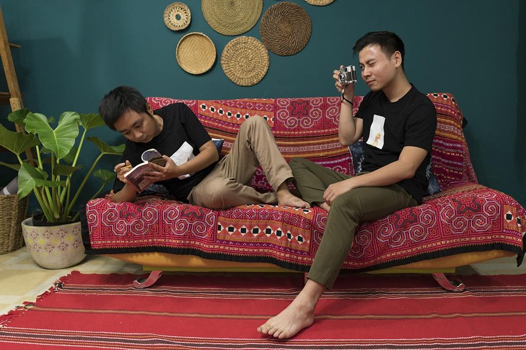 Cac travel blogger Viet lam gi khi khong di du lich? hinh anh 6 quan.jpg