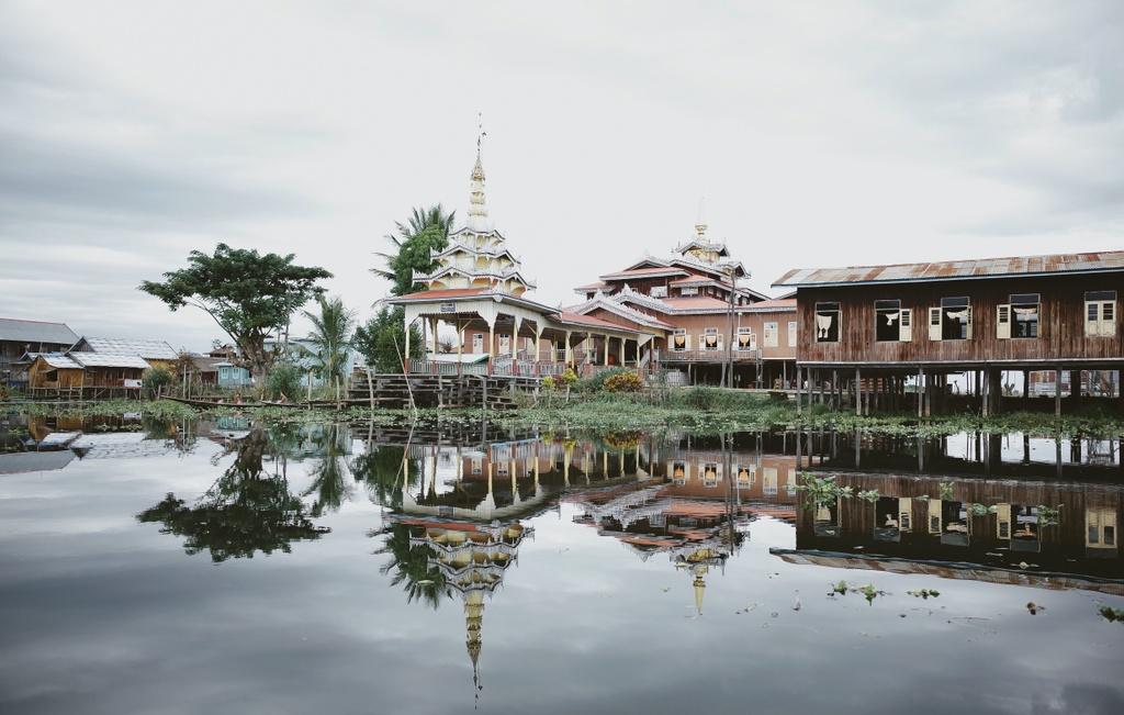 #Mytour: Myanmar - Ve dep thanh binh va huyen ao say dam long nguoi hinh anh 10