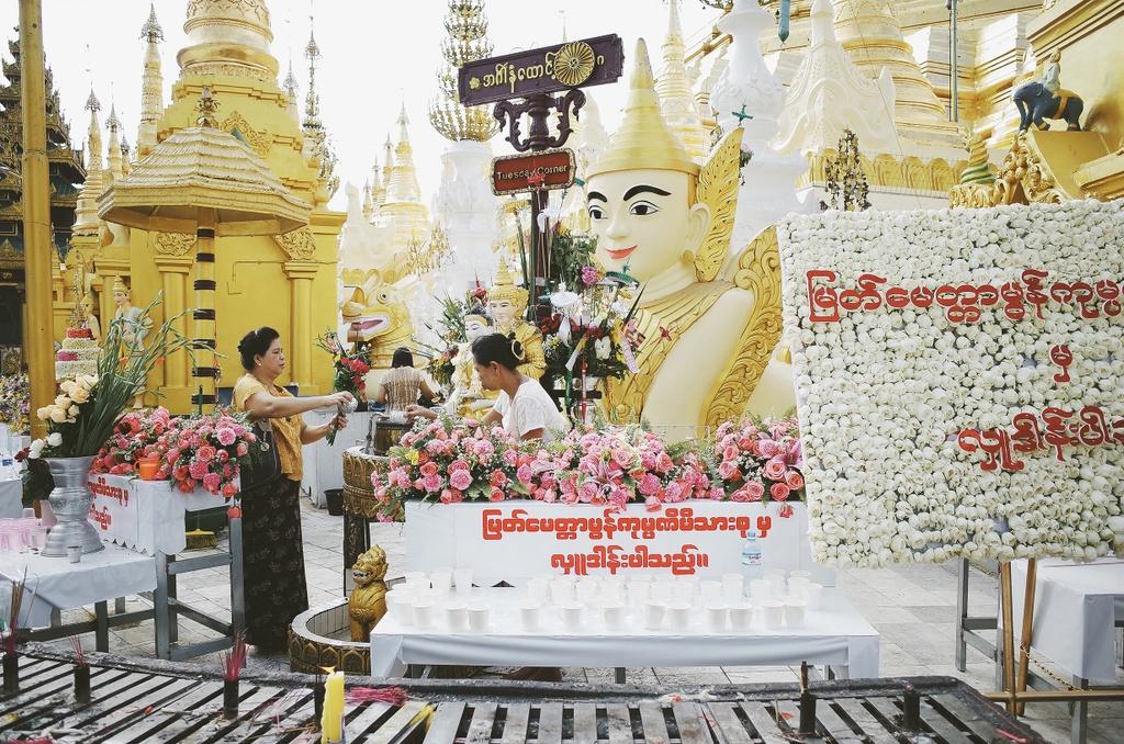 #Mytour: Myanmar - Ve dep thanh binh va huyen ao say dam long nguoi hinh anh 6