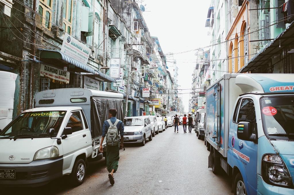 #Mytour: Myanmar - Ve dep thanh binh va huyen ao say dam long nguoi hinh anh 3