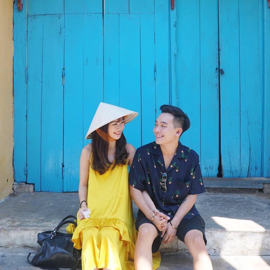 Pho Dac Biet va SunHT: Yeu la dua nhau di khap the gian hinh anh 18