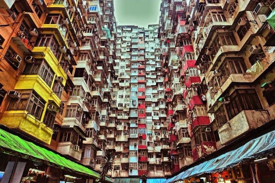 Hong Kong anh 3