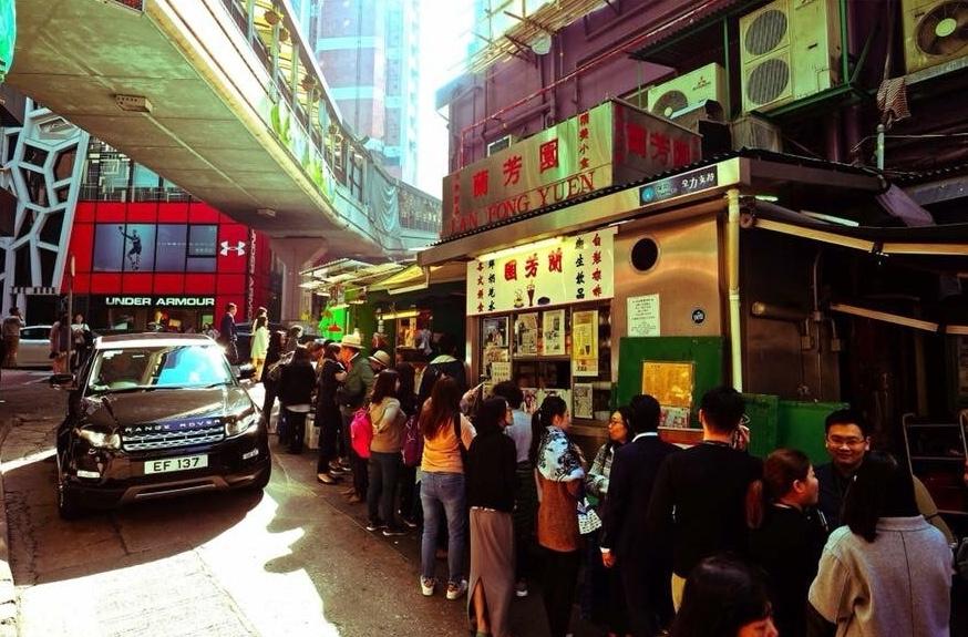 Hong Kong anh 9