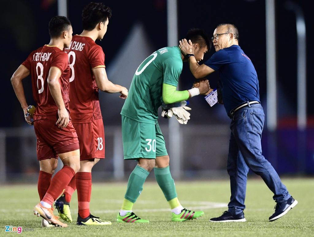 'U22 Viet Nam khong can thang tung bung truoc Campuchia' hinh anh 1