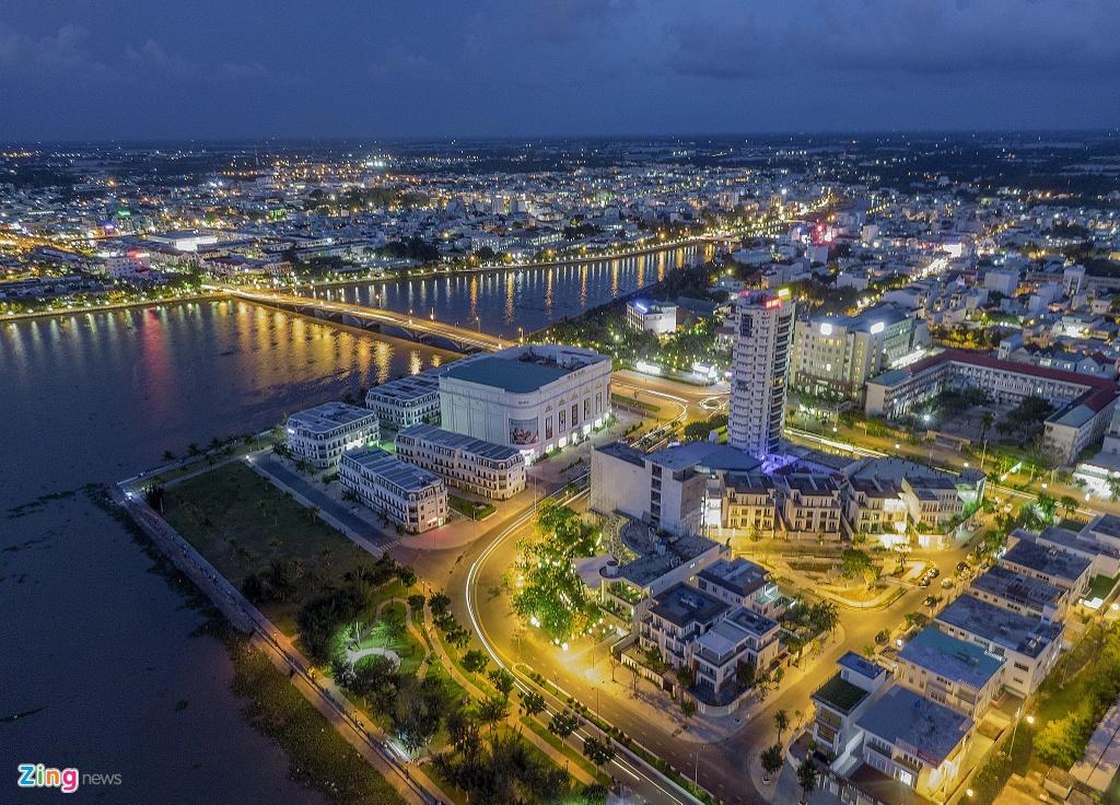 Khu đô thị lấn biển đầu tiên của Việt Nam sau 20 năm xây dựng - Ảnh 11.