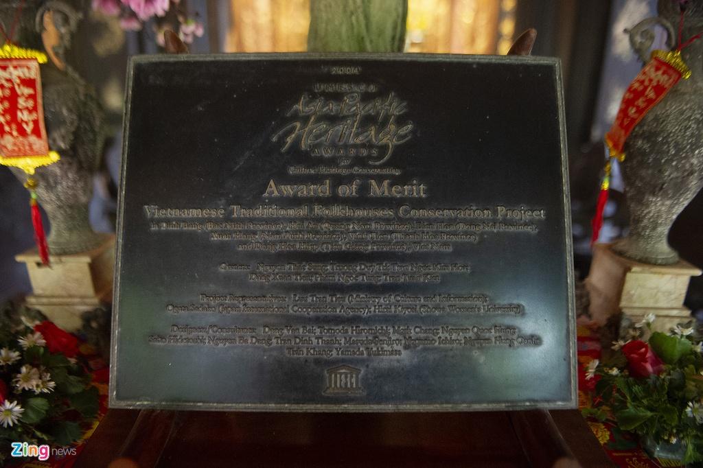 Ngoi nha co duy nhat o mien Tay duoc UNESCO cong nhan di san van hoa hinh anh 10 nhaco018_zing.jpg