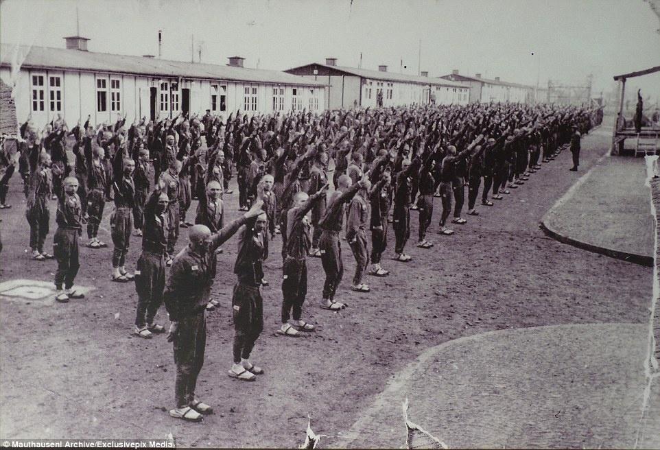 Nha tu Duc Quoc xa,  Mauthausen anh 6