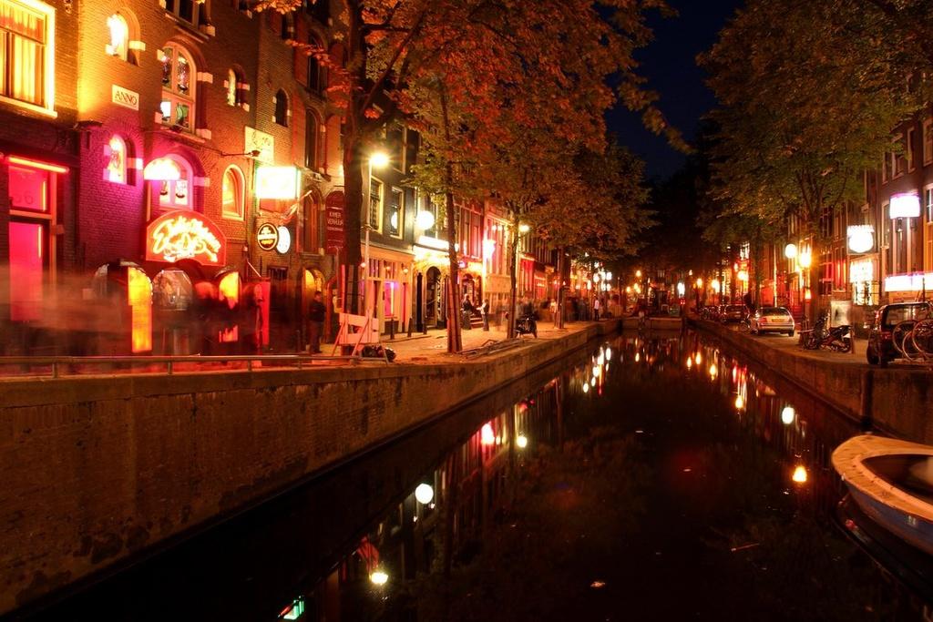 Bao tang mai dam o Amsterdam anh 1