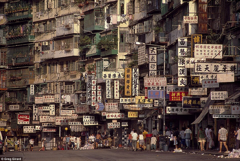 Cuu Long Trai Thanh: Trung tam toi pham cua Hong Kong hinh anh 10