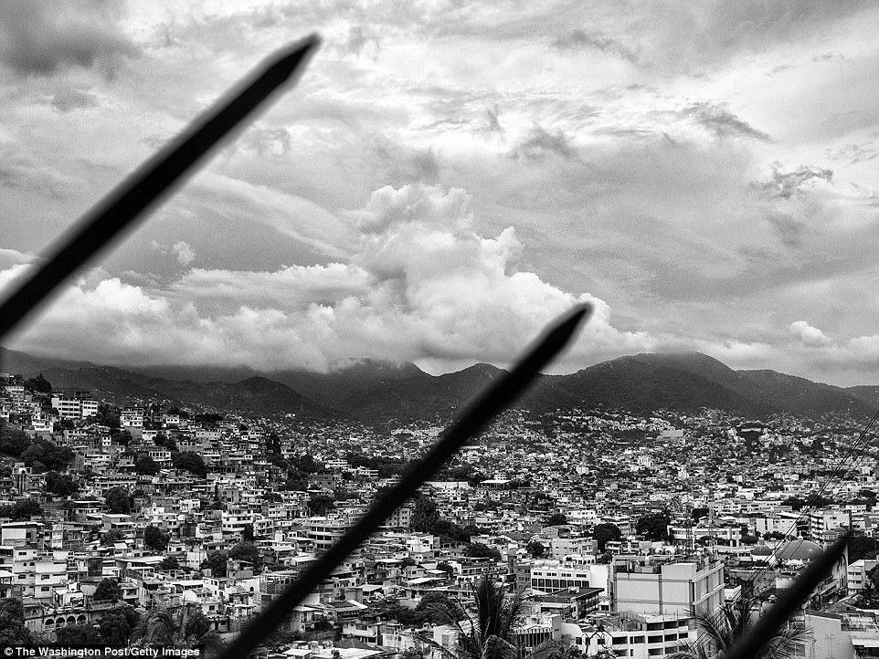 Acapulco: Tu thanh pho bien den 'thu phu' dam mau o Mexico hinh anh 10