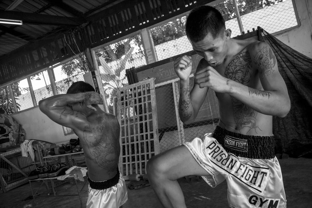 Cuoc dau vo gay can cua pham nhan Thai Lan de doi lay tu do hinh anh 2