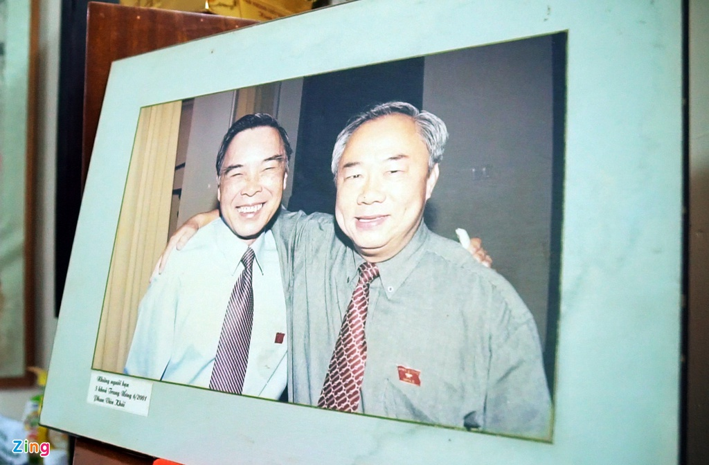Nguyen Thu tuong Phan Van Khai tu tran anh 3