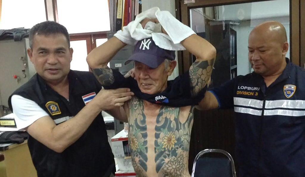 Lan song hoan luong cua cac thanh vien bang dang yakuza o Nhat Ban hinh anh 2