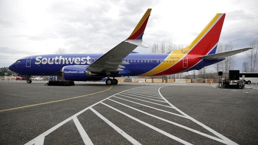 Boeing 737 Max 'lan ap' tai bai do oto anh 7