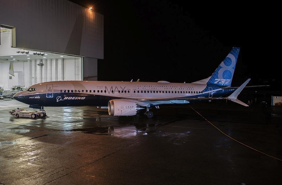 Boeing 737 Max 'lan ap' tai bai do oto anh 4