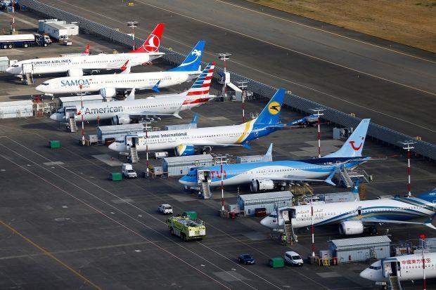 Boeing 737 Max 'lan ap' tai bai do oto anh 10