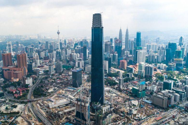 Bi Malaysia soan ngoi, Landmark 81 o dau trong cac toa cao nhat chau A hinh anh 9