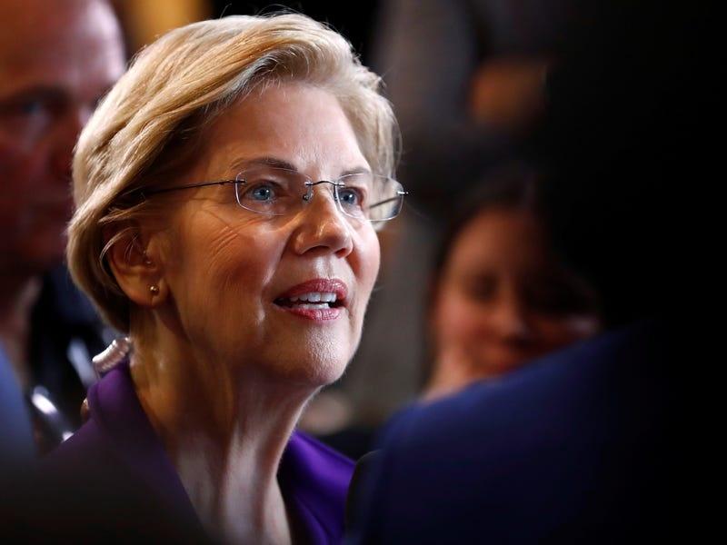 Nu ung cu vien tong thong My Elizabeth Warren giau co nao? hinh anh 1