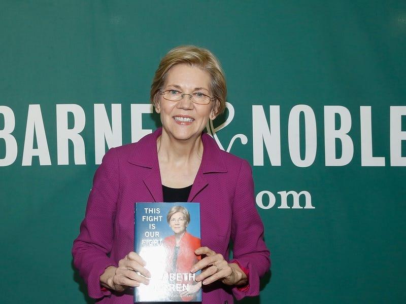 Nu ung cu vien tong thong My Elizabeth Warren giau co nao? hinh anh 9