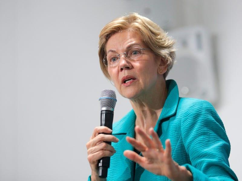 Nu ung cu vien tong thong My Elizabeth Warren giau co nao? hinh anh 12