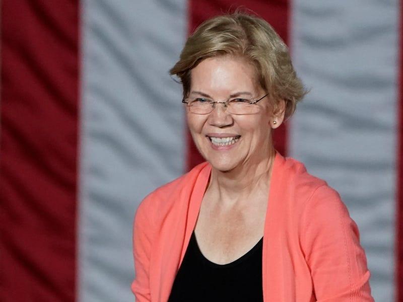 Nu ung cu vien tong thong My Elizabeth Warren giau co nao? hinh anh 3