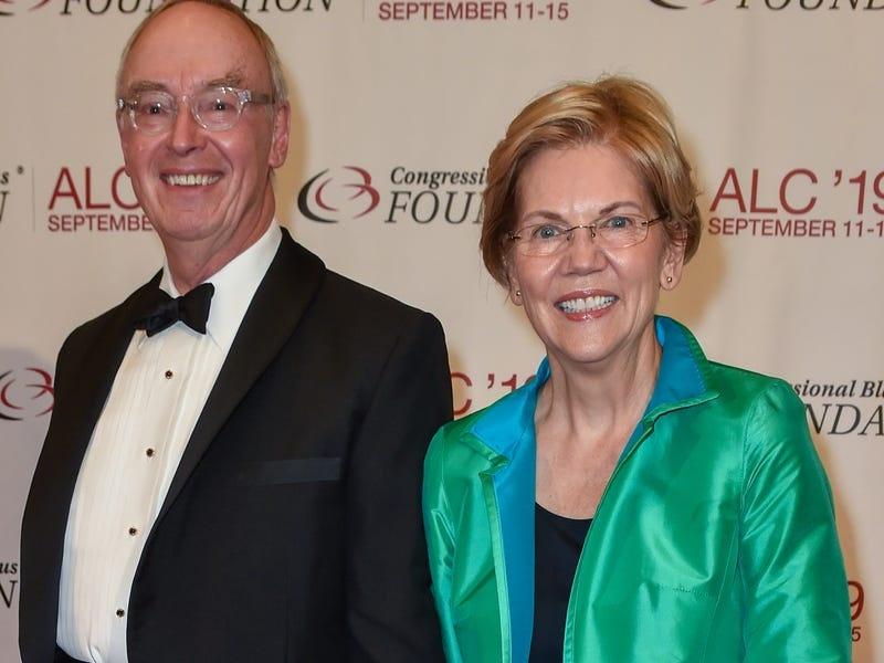 Nu ung cu vien tong thong My Elizabeth Warren giau co nao? hinh anh 4