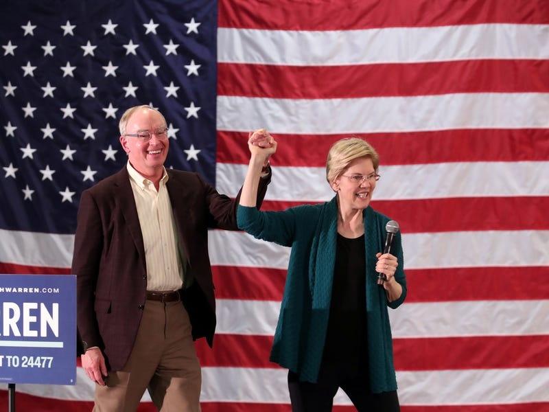 Nu ung cu vien tong thong My Elizabeth Warren giau co nao? hinh anh 10
