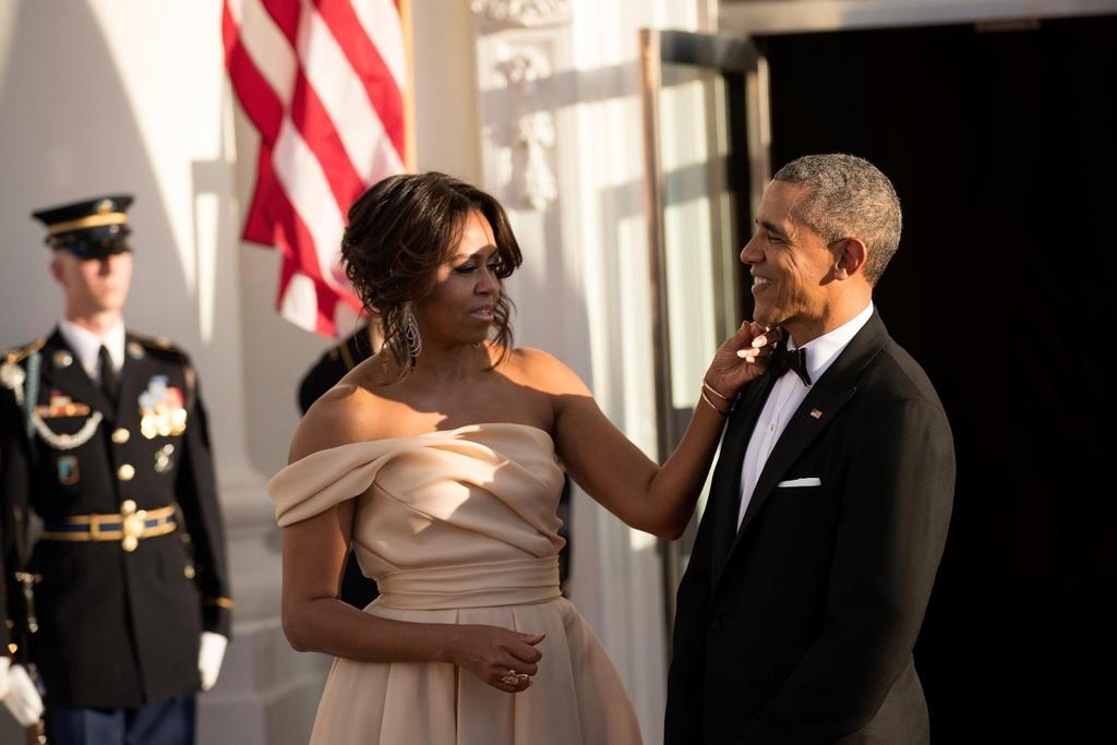 Vo chong cuu Tong thong My Barack Obama so huu gan 250 trieu USD hinh anh 6