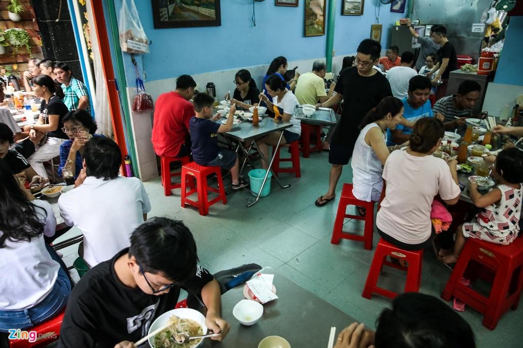 Quan pho Nam Dinh hon 60 nam hut khach giua long Sai Gon hinh anh 9