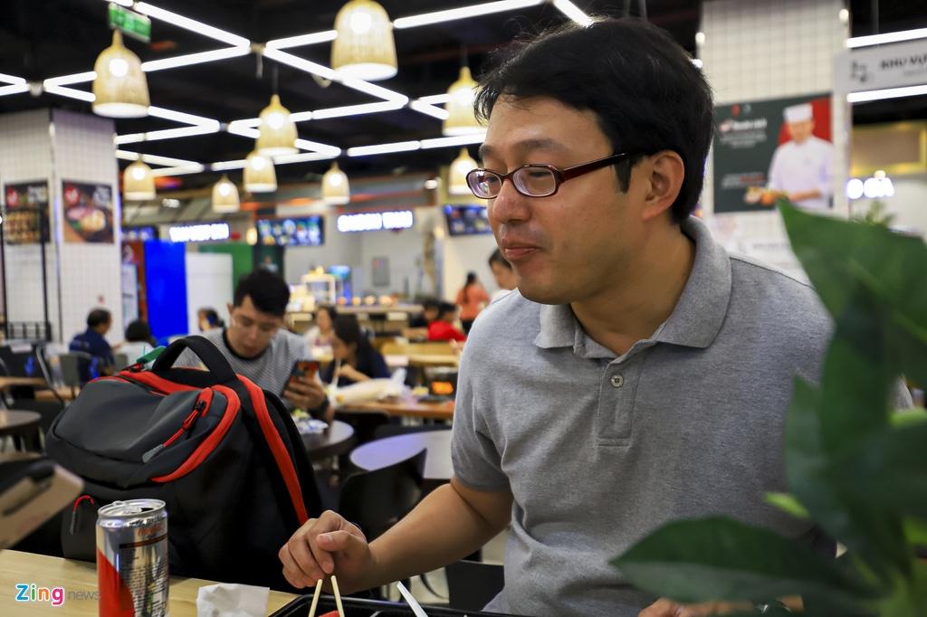 Nha hang Han o TP.HCM giam 40% doanh so vi Covid-19 hinh anh 12 lotte_zing3.JPG