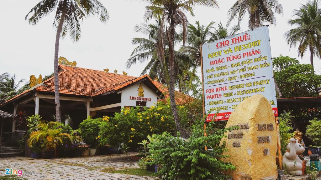 Hang loat resort dong cua im lim o Mui Ne anh 9